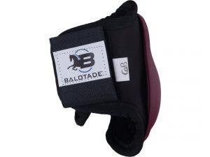 Klasyczne ochraniacze treningowe na tylnie nogi konia Balotade Protege